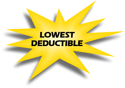 lowest deductible